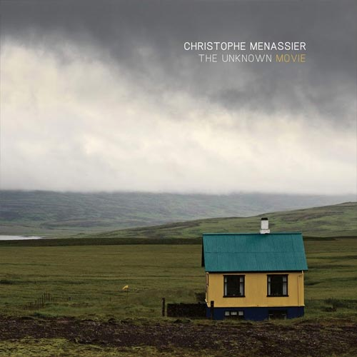 """Christophe Menassier – """"Theme from the unknown movie"""""""