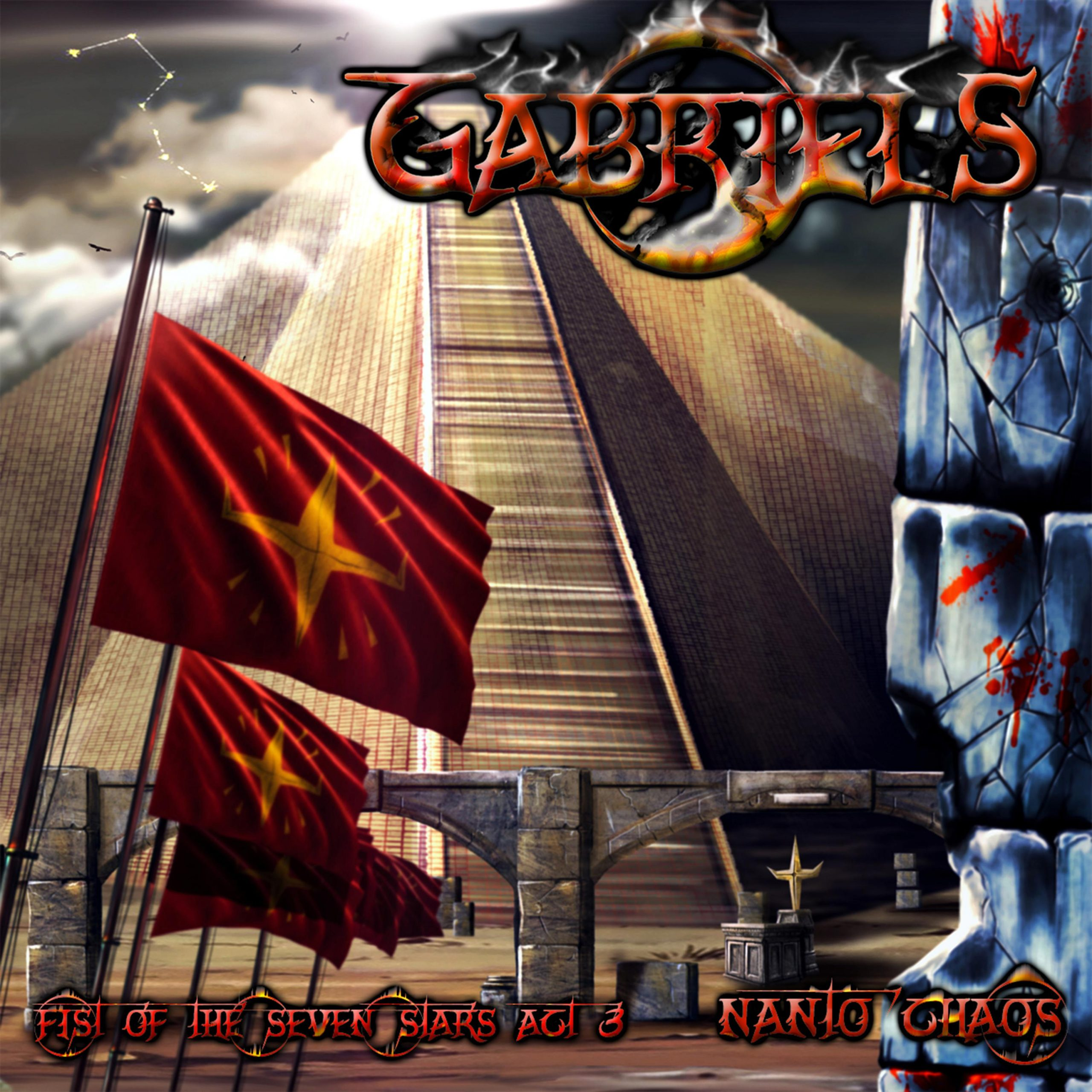 """Gabriels – """"Fist Of The Seven Stars Act 3: Nanto Chaos"""""""